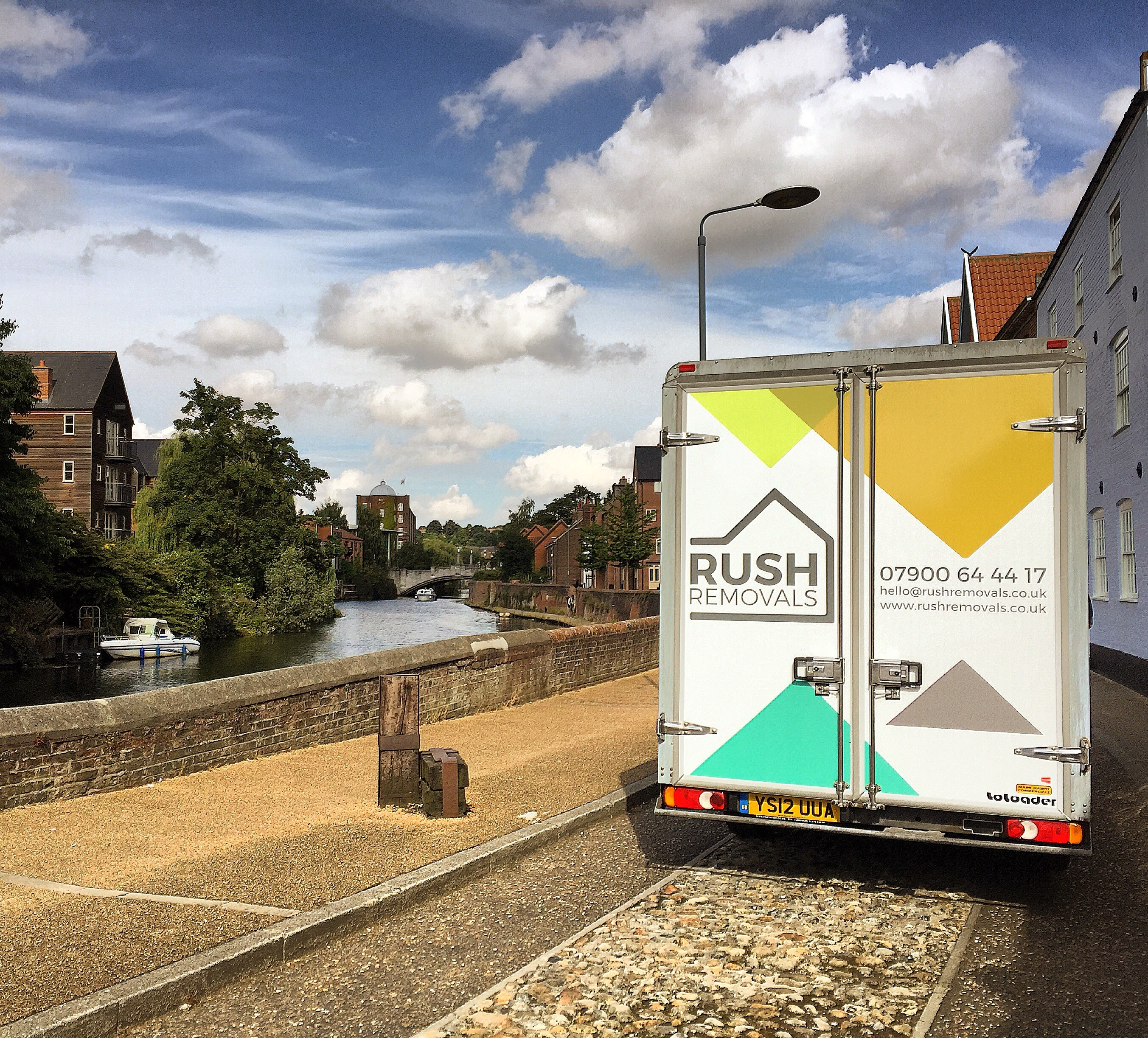 Rush Removals Norwich